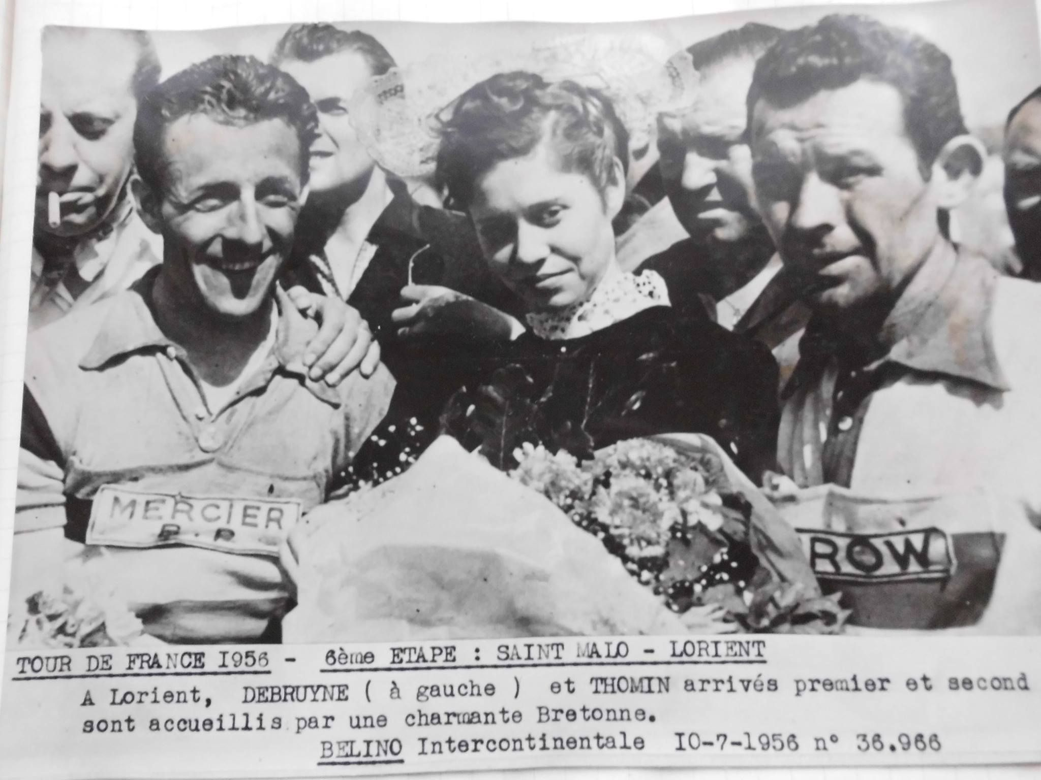 Lorient & Thomin 1956...
