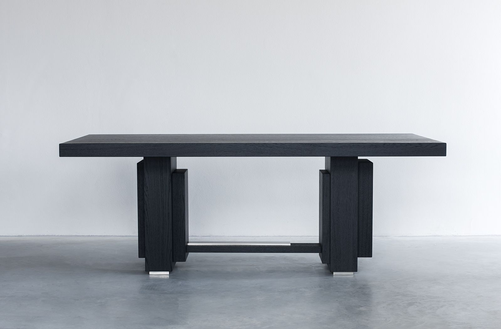 Kitale - Dining table rectangular - Xavier Dohr Studio Paris ...