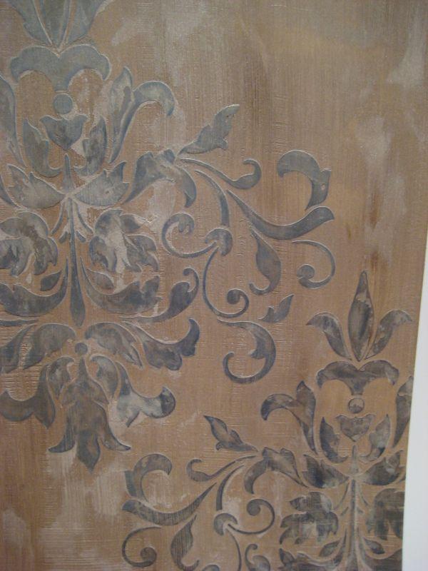 Pin By Venetian Plaster Art On Venetian Plaster On The: Venetian Plaster The Bathroom Walls And Layer A Motif