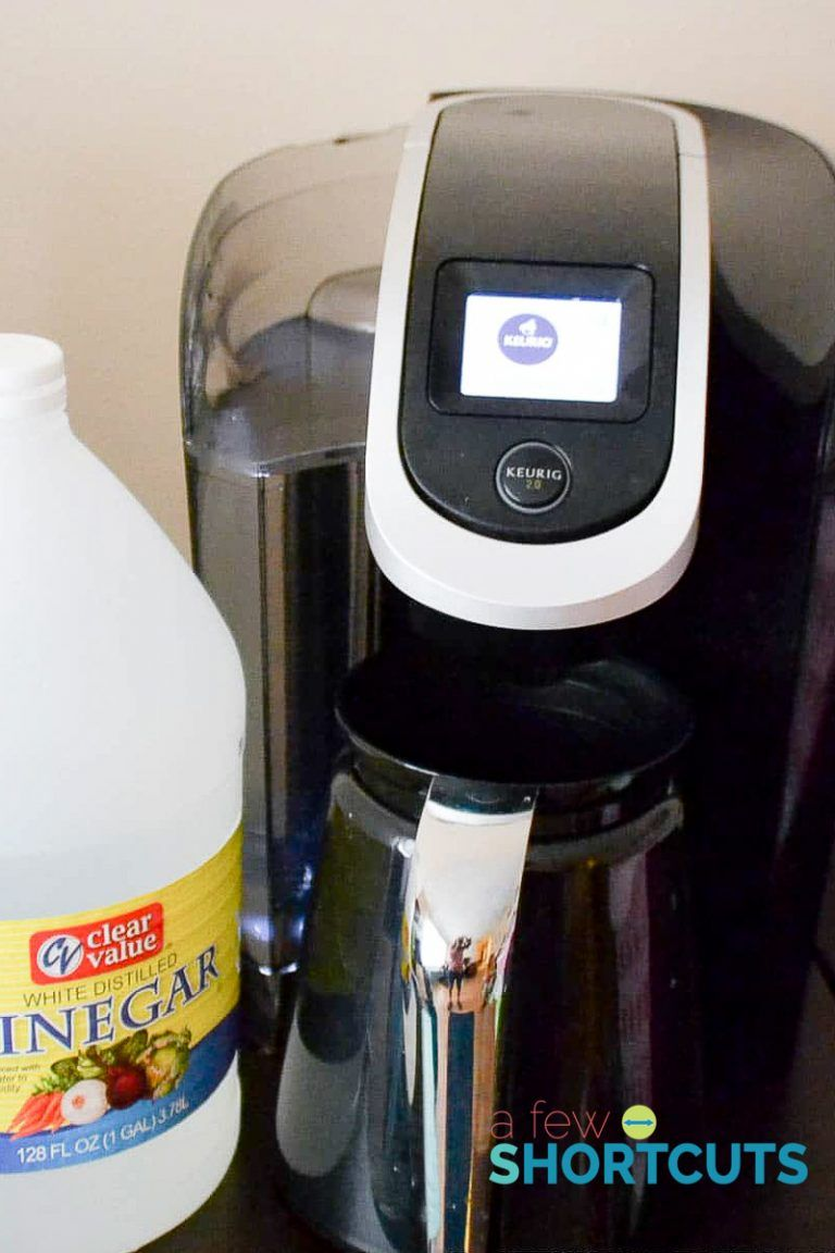 How to Clean Your Keurig 2.0 in a Few Easy Steps (With