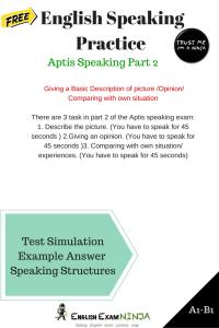 Cool Online Speaking PracticeIELTSAptis FCE