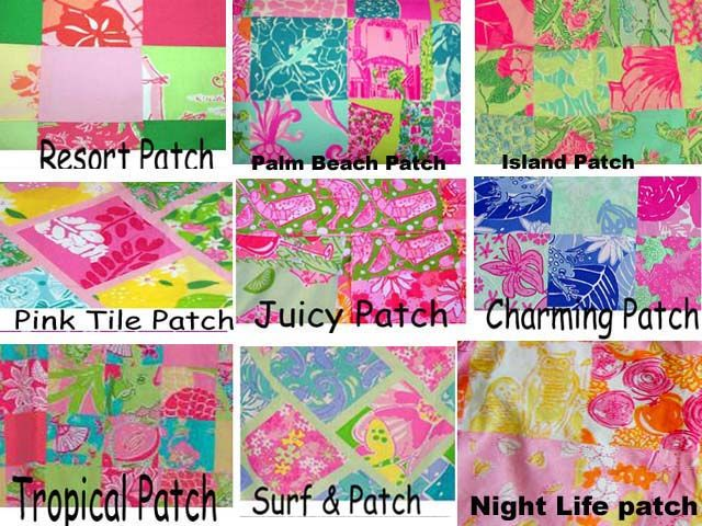 Lilly Pulitzer Line Names