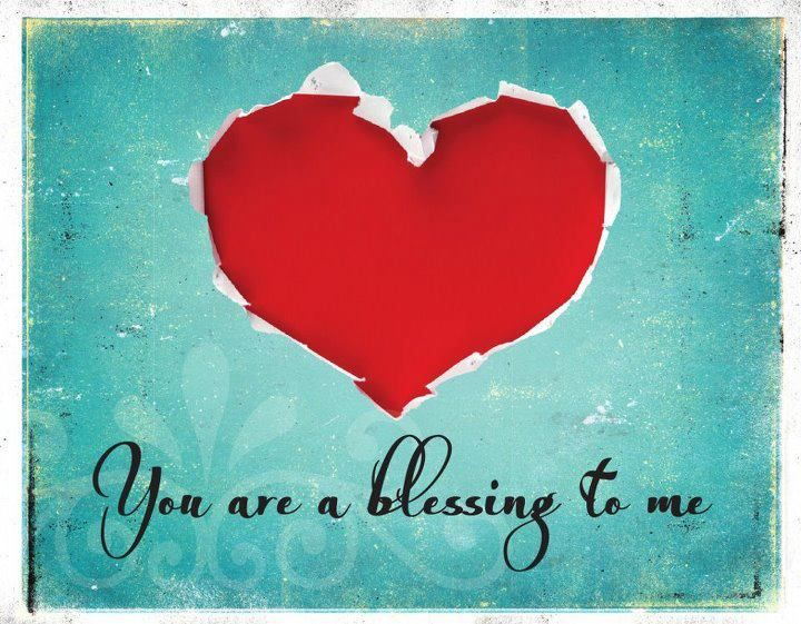 Happy Valentines Day Fellow Pinners You Are A Blessing To Me Jf