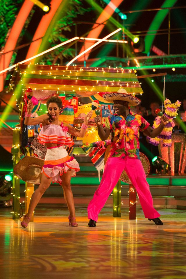 Scd Week 1 2016 Melvin Odoon Janette Manrara Cha Cha Cha Credit Bbc Guy Levy Strictly Come Dancing 2016 Strictly Come Dancing Dance
