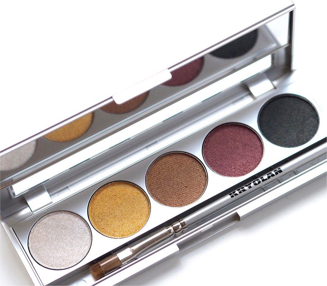Kryolan Golden Hour Palette | British Beauty Blogger #beautyblog #bbloggers #kryolan #professionalmakeup #makeuppro
