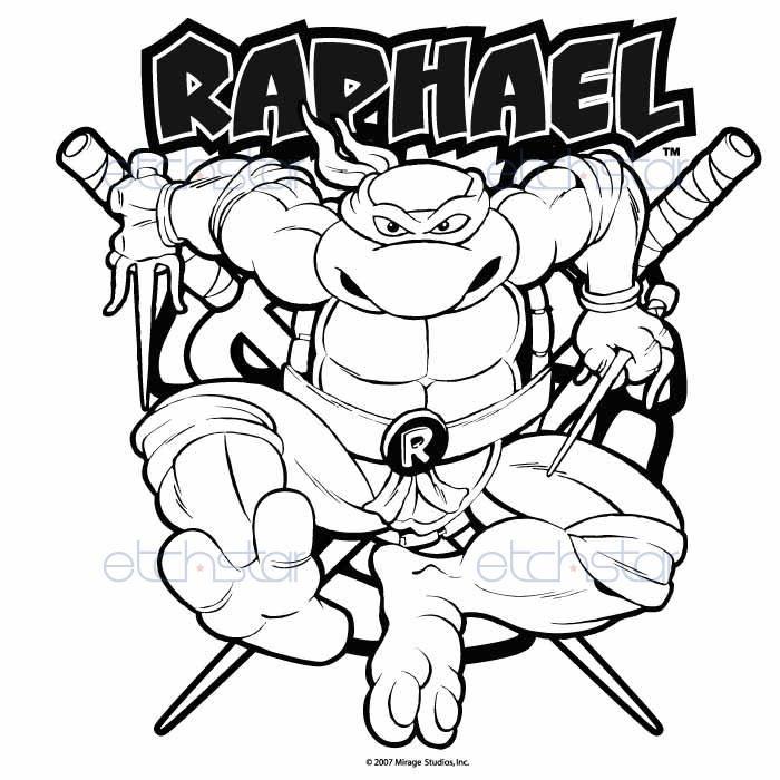 Teenage Mutant Ninja Turtles Raphael Coloring Pages Ninja Turtle Coloring Pages Turtle Coloring Pages Cat Coloring Book