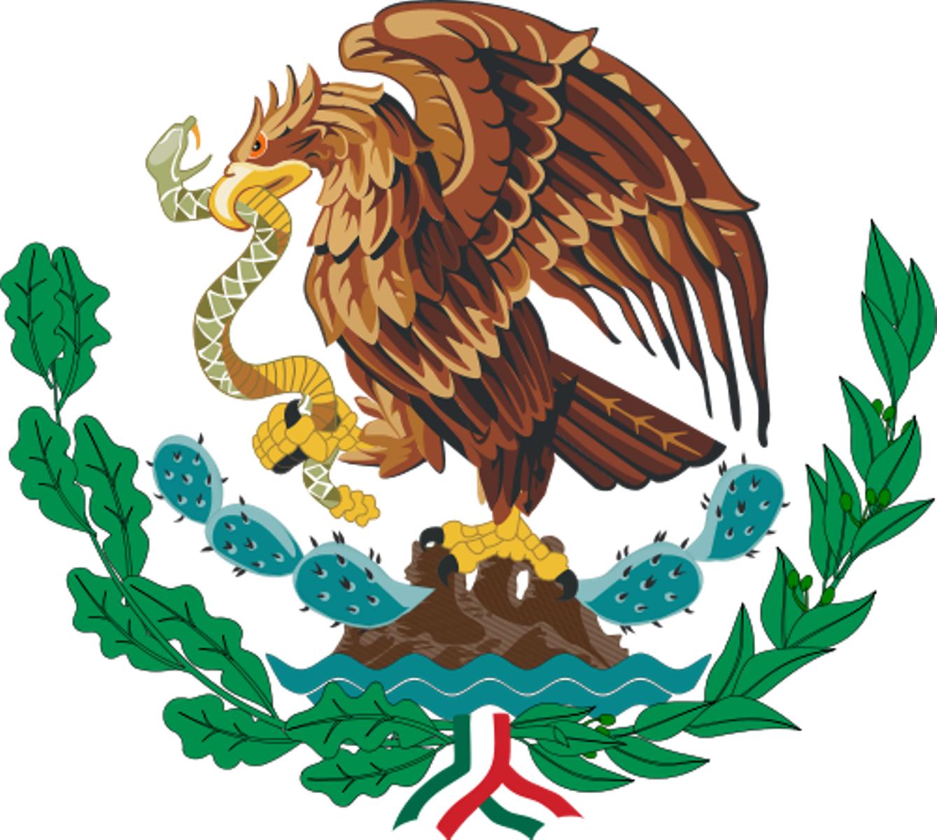 mexico flag emblem aspirin inspire yourself pinterest mexico