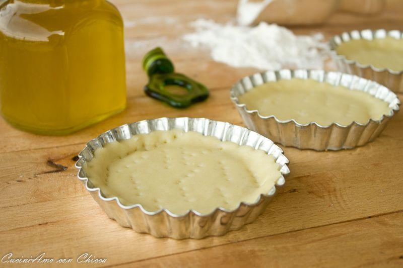 Brisè senza burro, se anche voi vi piacciono le torte salate ma non riuscite a digerire il sapore del burro provate questa ricetta con l'olio d'oliva. La pa