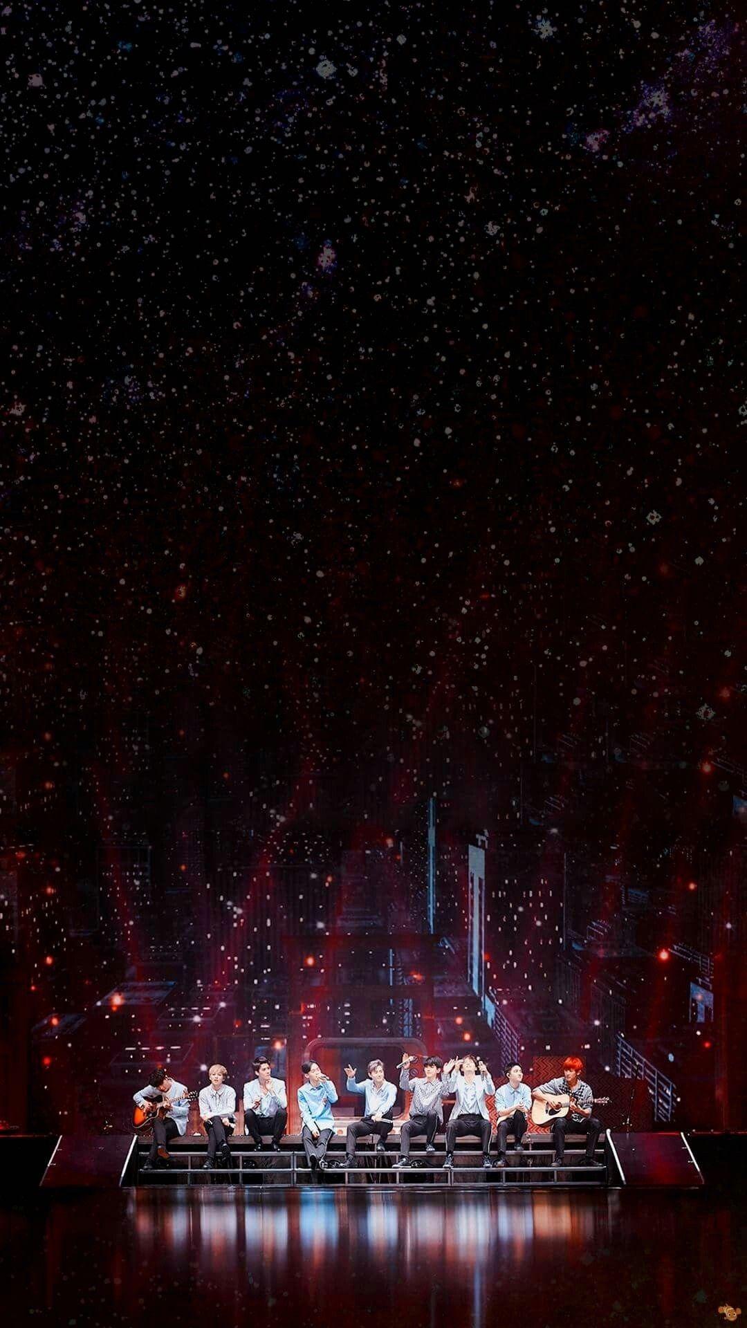 Res 1080x1920, Exo Wallpaper Hd iPhone New Exo Logo