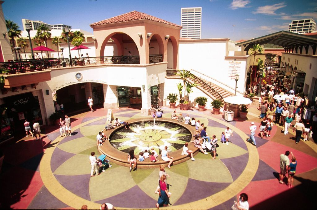 Stores in fashion island 97
