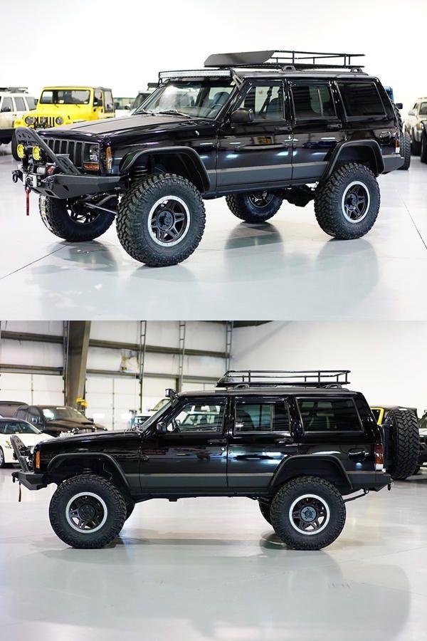 Restored 1999 Jeep Cherokee Xj Classic By Davis Autosports 1999