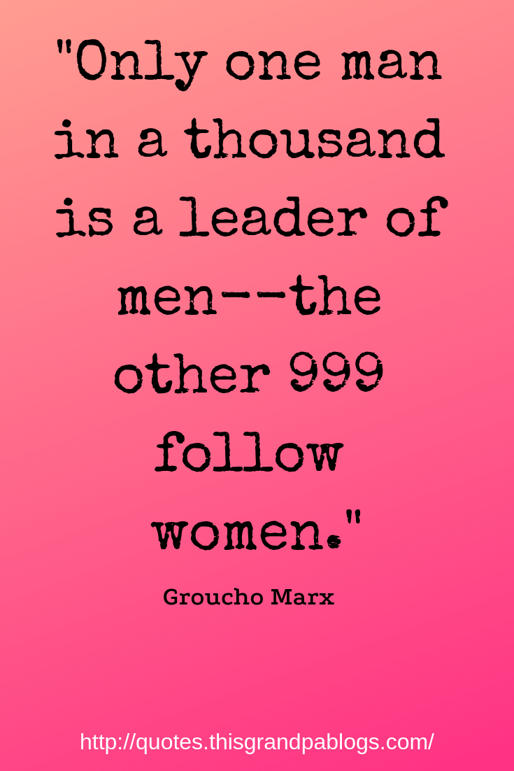 Funny Inspirational Quotes About Leadership