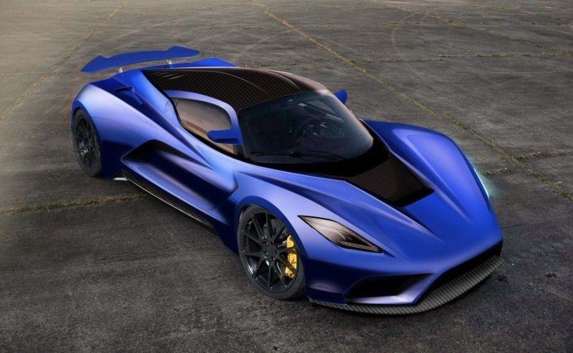 Hennessey Venom F5 Teased Global Unveil In November Hennessey