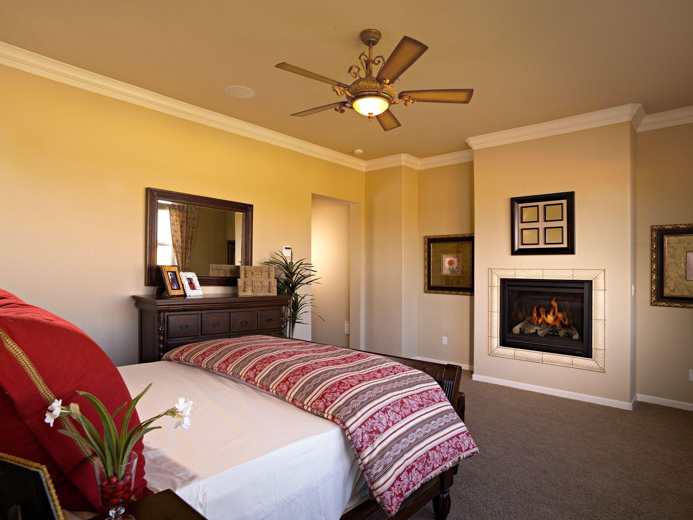 The Residence 240 Master Bedroom   Model homes, Residences ... on Model Bedroom Design  id=14384