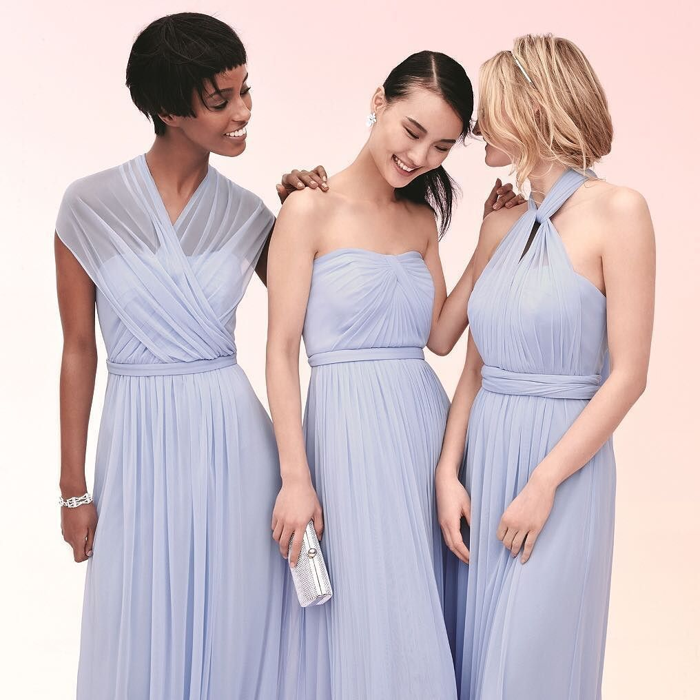 Best wedding dresses for the maids  Make sure your besties feel their best on your wedding day Versa
