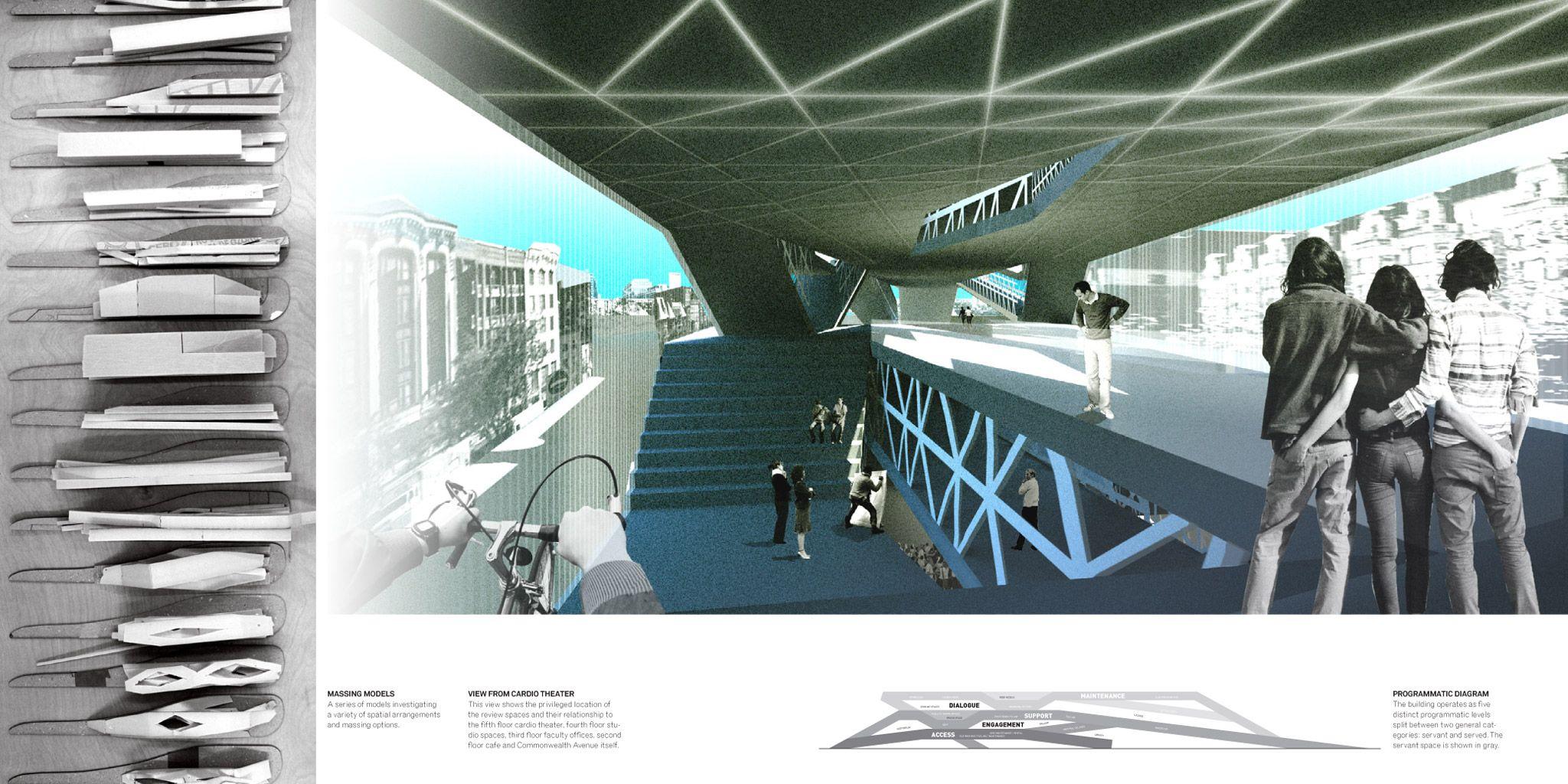 Kylebarker Architectureschool Mit Architecture Render Diagram