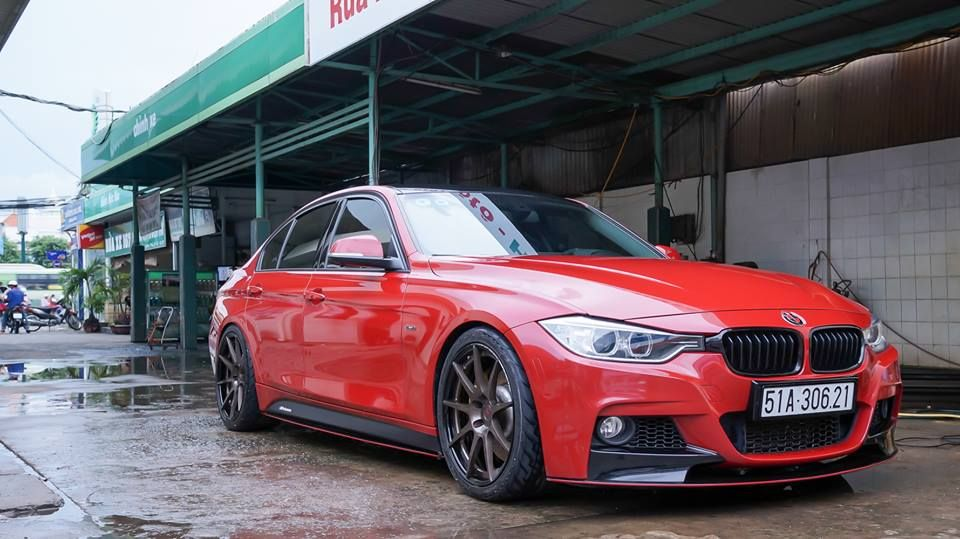 Bmw 328i F30 With M Performance Package Cars