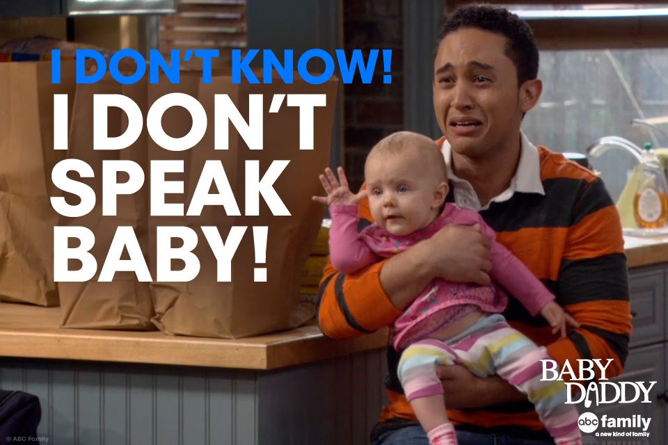 """1000 Baby Daddy Quotes On Pinterest: Fun Quotes From ABC Family's Original Series """"Baby Daddy"""