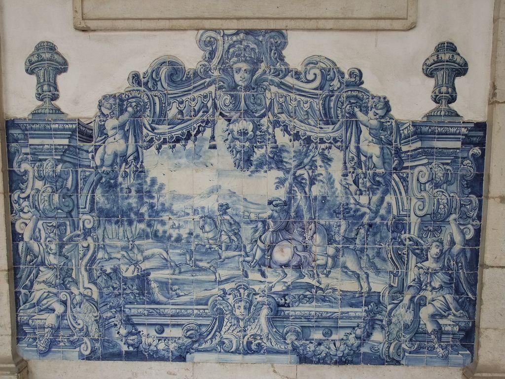 Azulejos / Tile unnamed   by Hugo Carriço