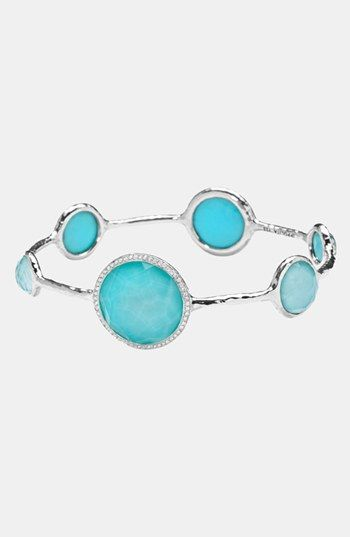 0b6ba57b778 Ippolita 'Stella - Lollipop' 6-Stone Bangle | Nordstrom | A LITTLE ...