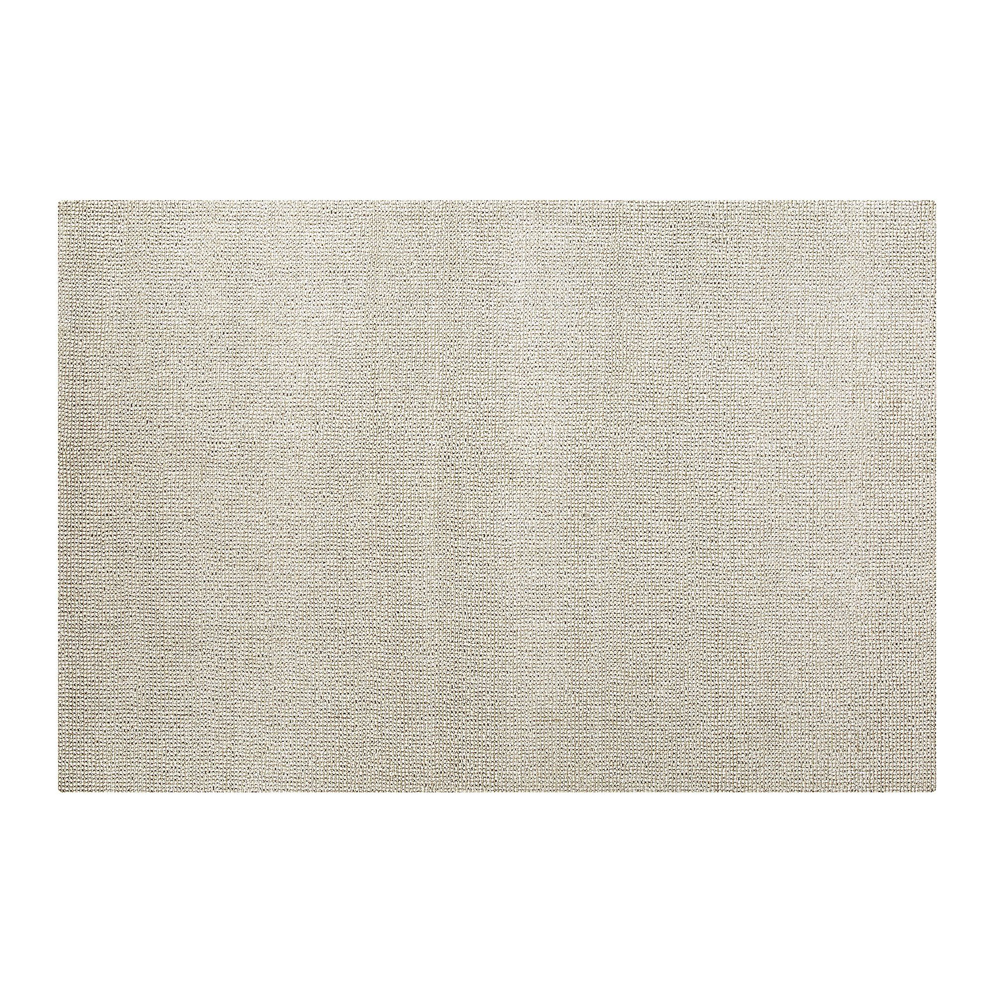 Ivory Popcorn Rug 6 X9 Crate And Barrel Rugs Crate And Barrel Area Rugs