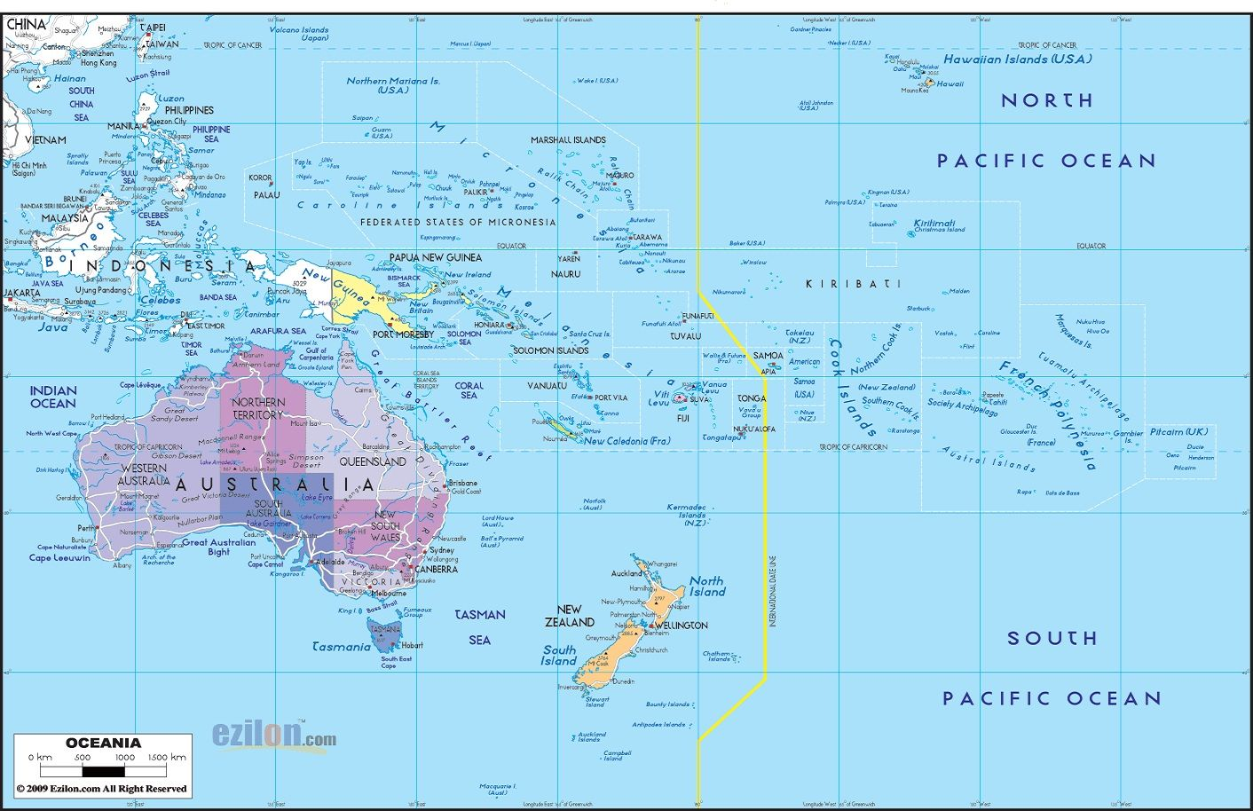 New Zealand has much to offer the world  New Zealand World Map Asia