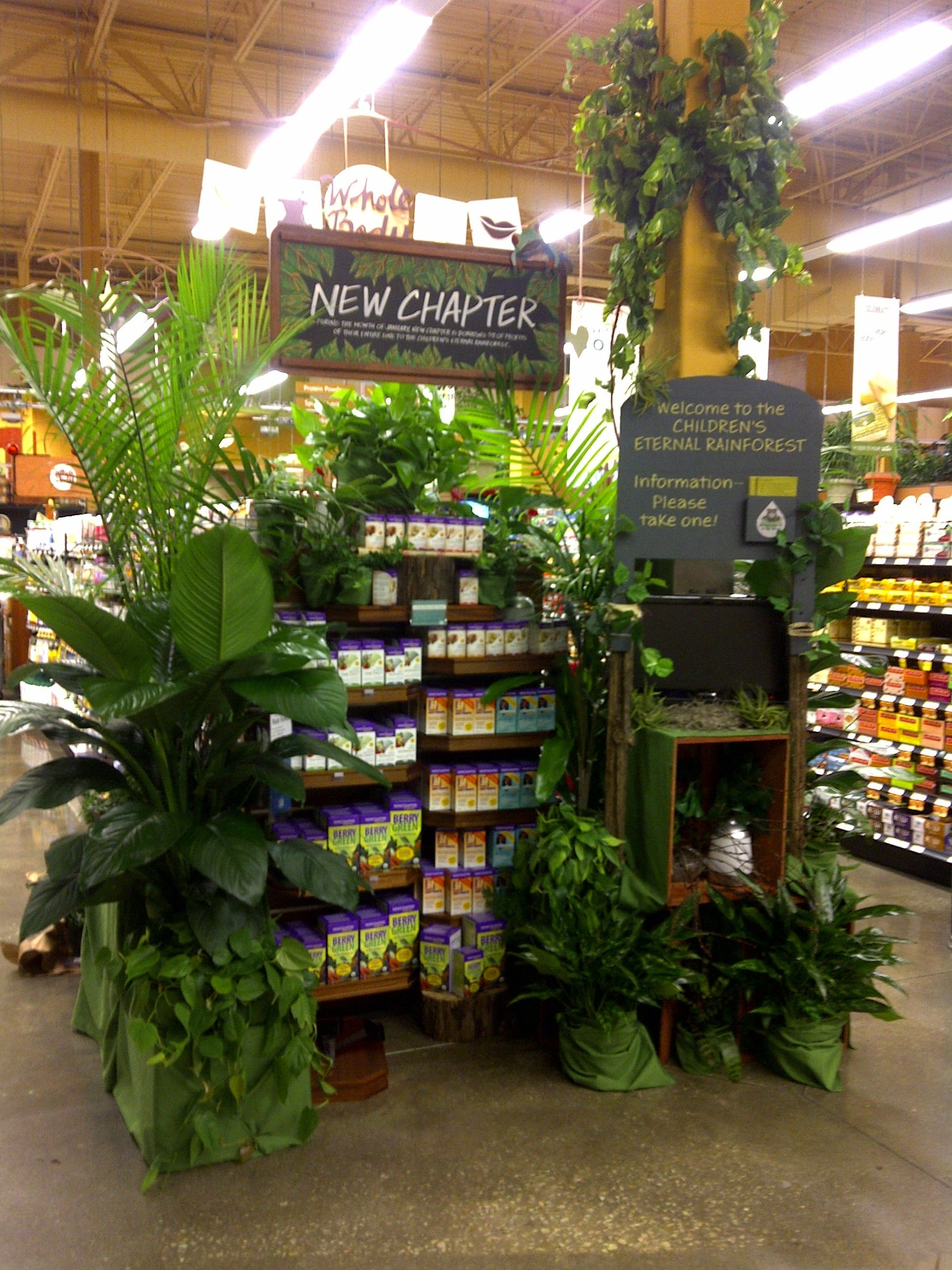 Retail Display Regional Award for Whole Foods Palm Beach Gardens, Fl ...