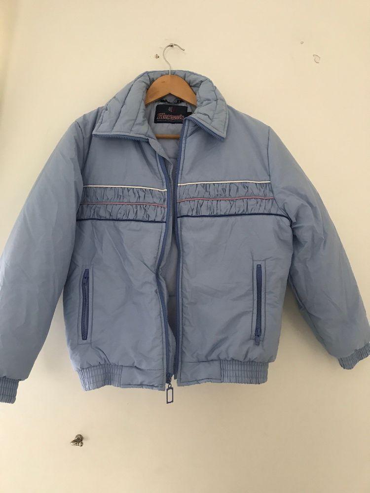 415bcb05746d Ladies Coat Hermans L Blue JJ8244  fashion  clothing  shoes  accessories   womensclothing  coatsjacketsvests (ebay link)