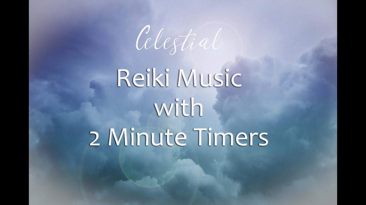 reiki timer 2 min reiki healing music with bells every 2 minutes