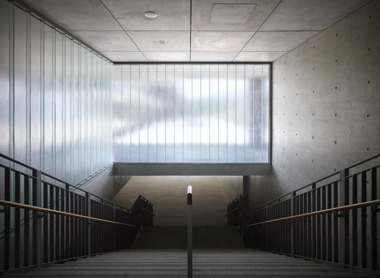 Dharma Drum Institute Of Liberal Arts (DILA) - Picture gallery #architecture #interiordesign #staircases