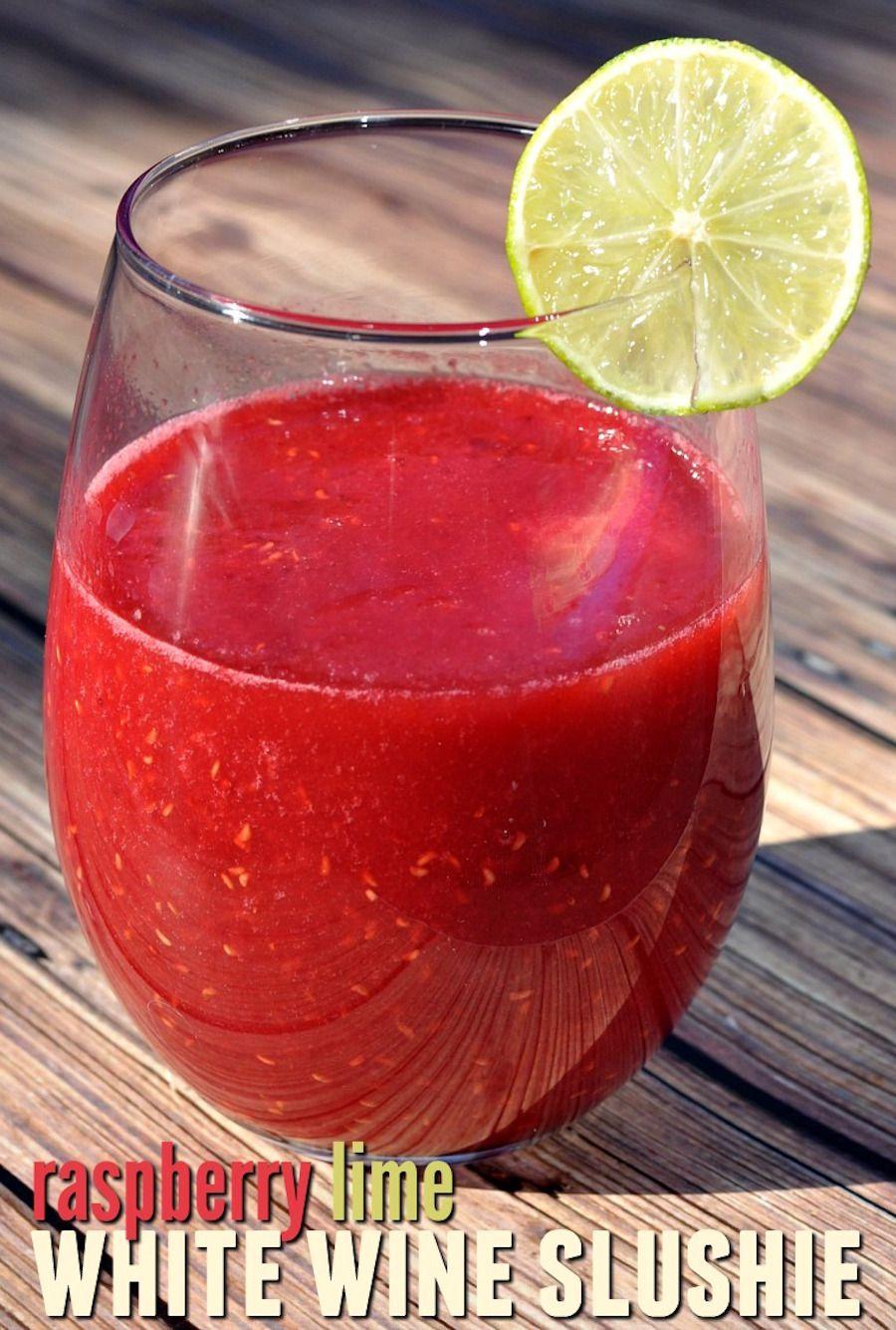 White Wine Slushie Recipes To Make Before The Summer Ends Wine Slushie Slushie Recipe Wine Slushie Recipe