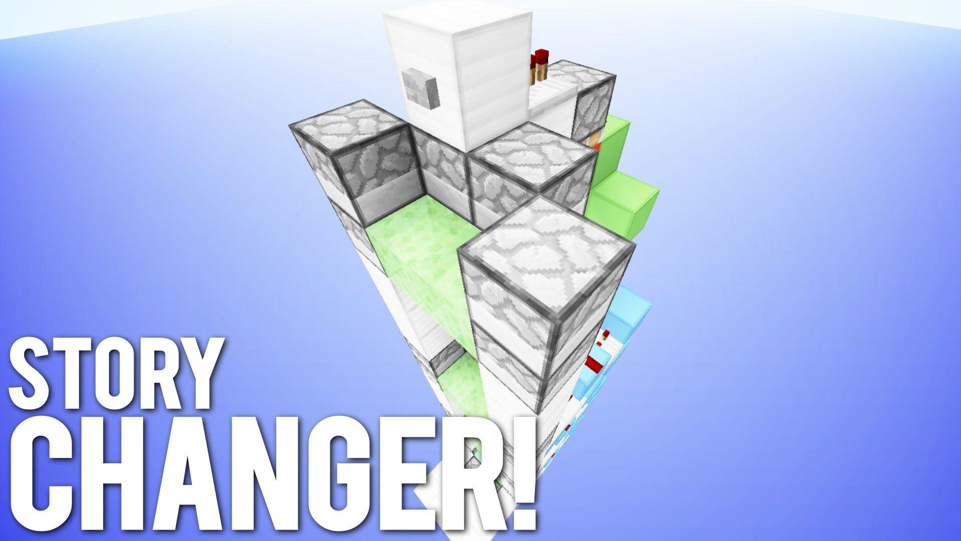 Minecraft The Slimeblock Story Changer Day 2 Minecraft Ideas