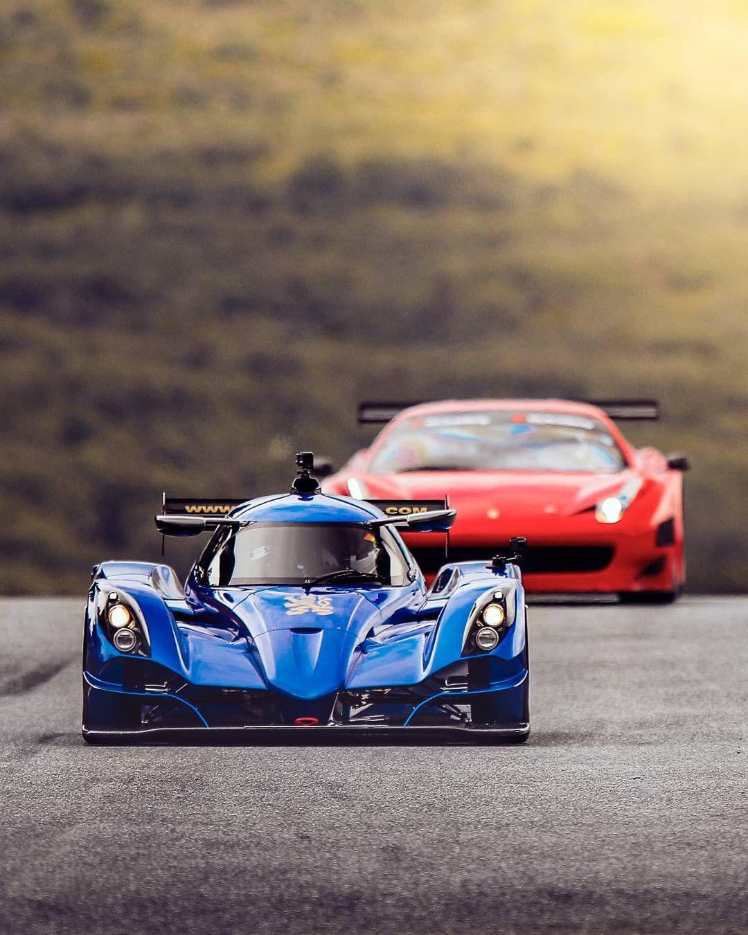 Praga R1R - a road legal race car