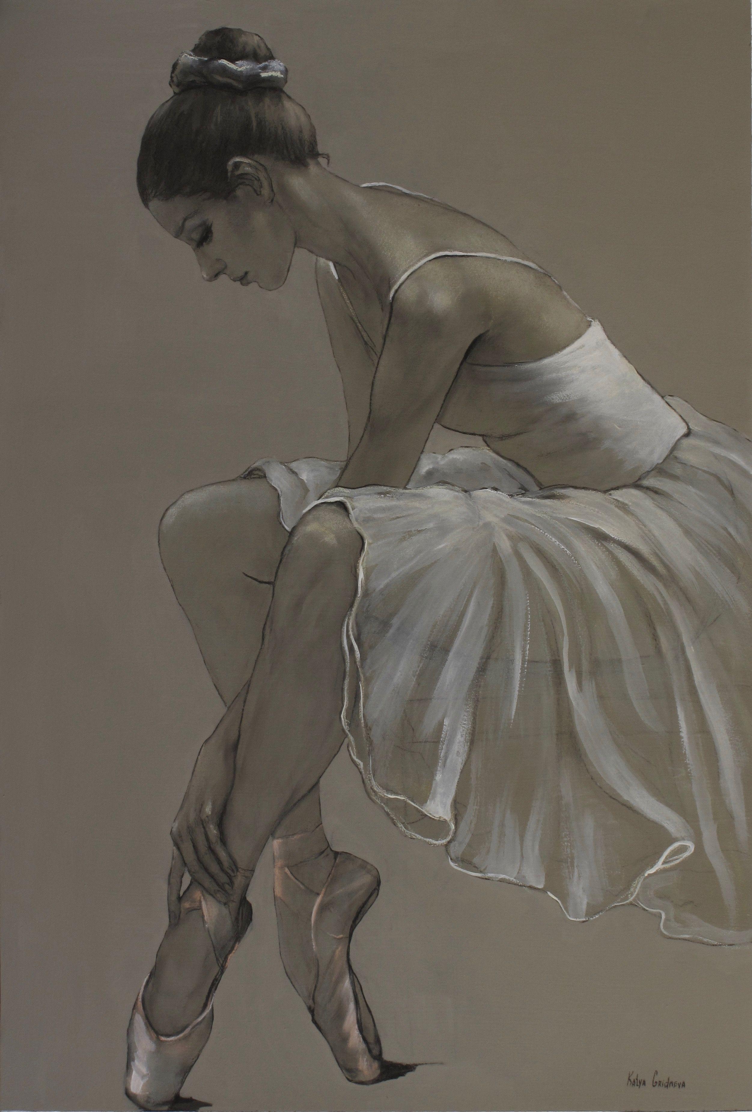 Картинки рисунки балерин танцовщиц