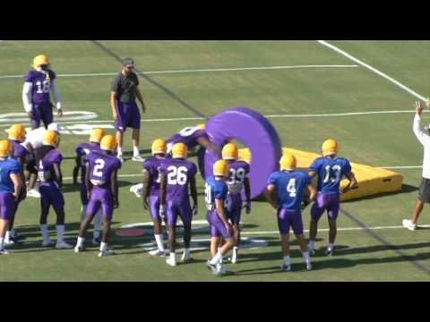 2017 Tackle Tube Drills Compilation - YouTube   Team drills   Drill ... 19a84812c9