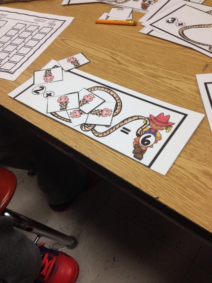 Roping Numbers: Math Centers with Missing Addends, Differentiated ...