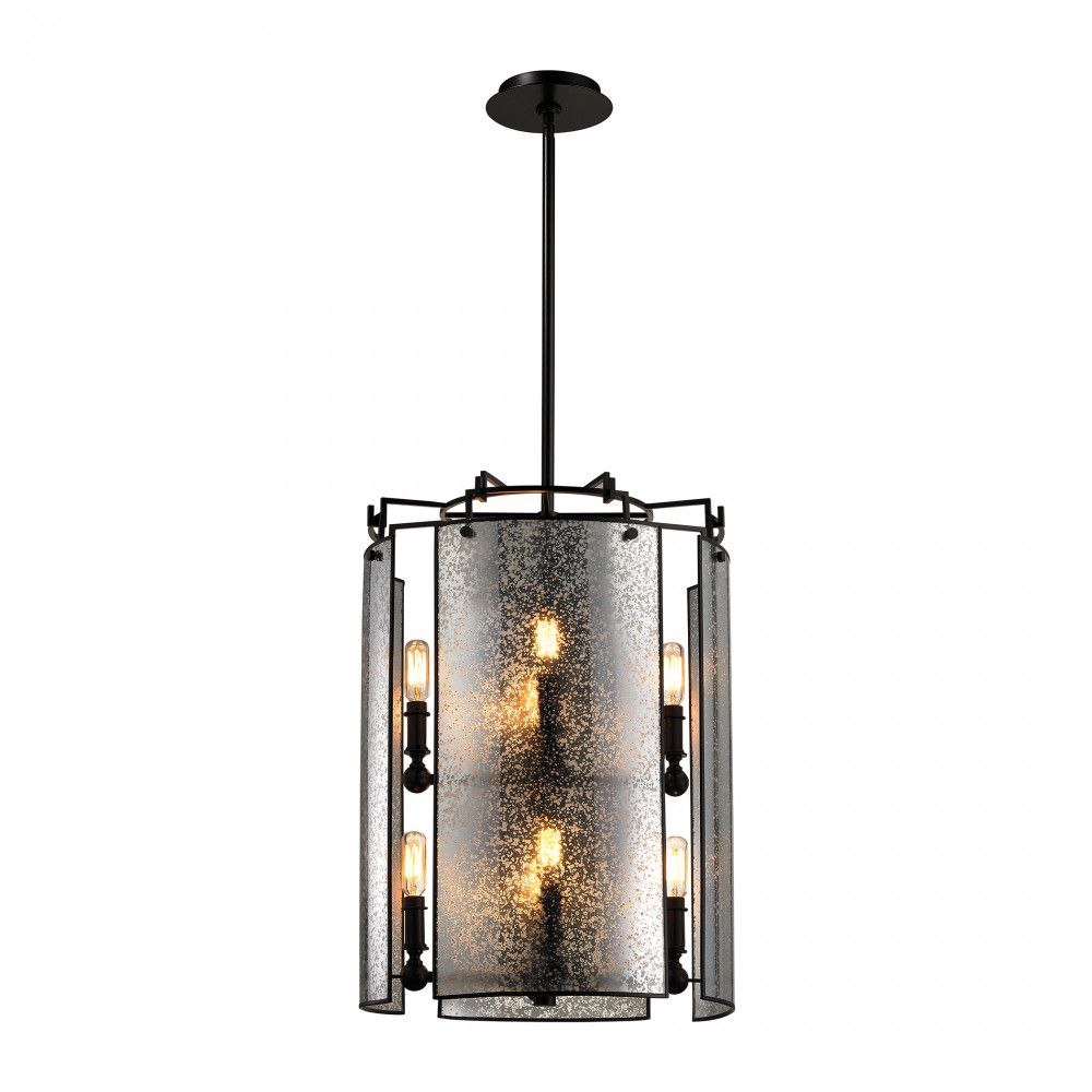 Lindhurst light chandelier in oil rubbed bronze lighting