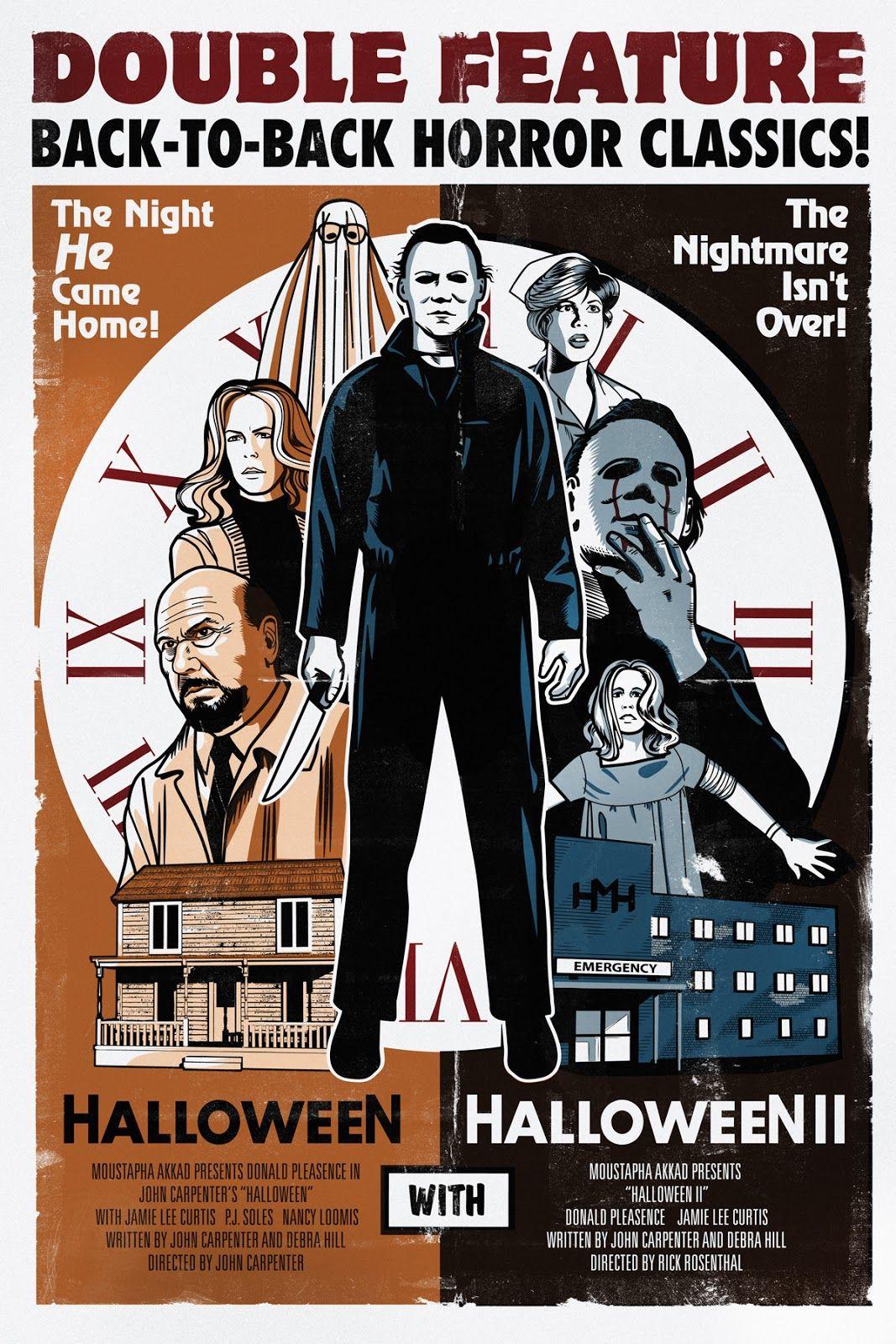 halloween film horror movie icons