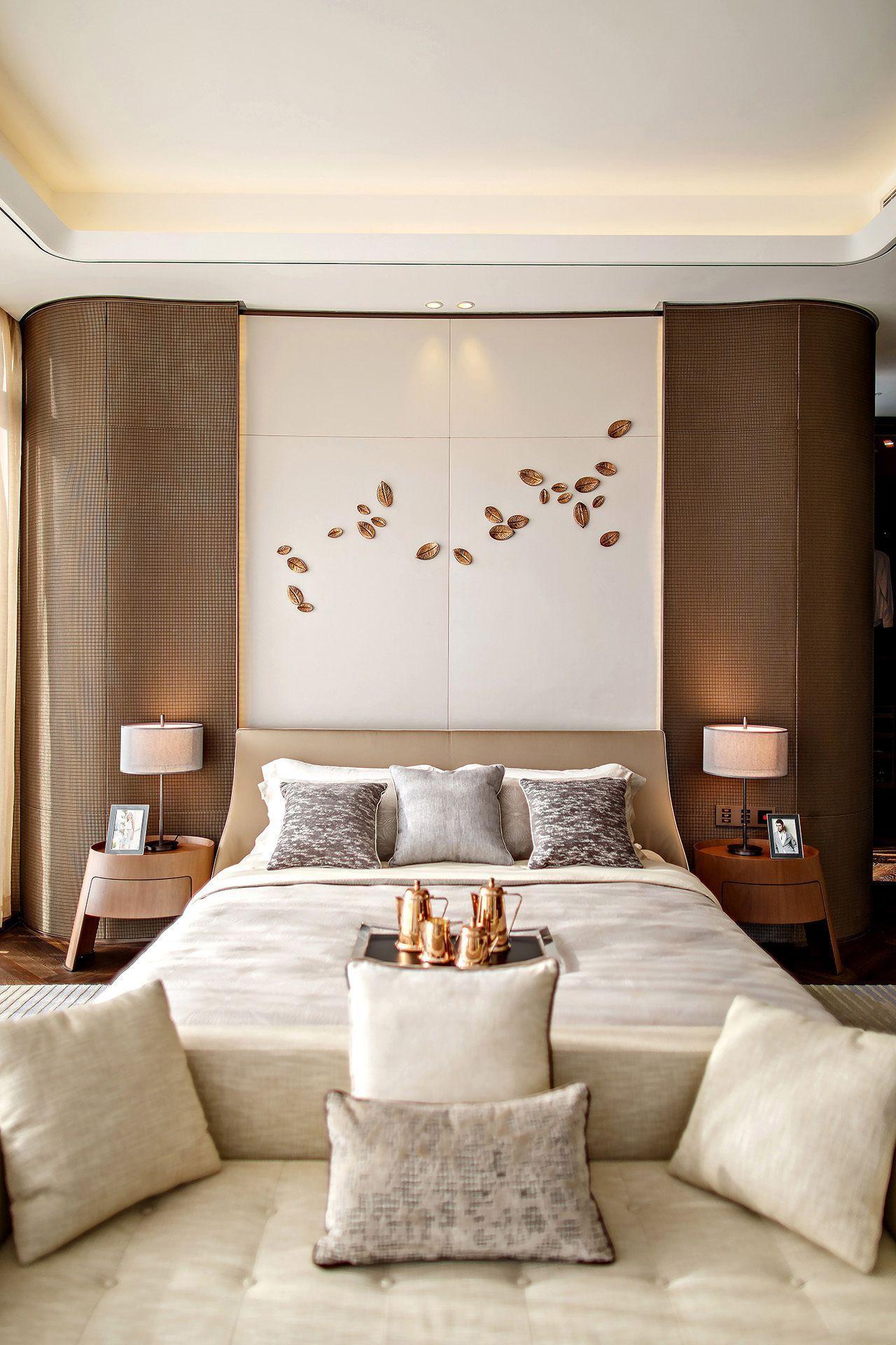 Bedroom Interior Design Trends for 2018 in 2020 Luxury