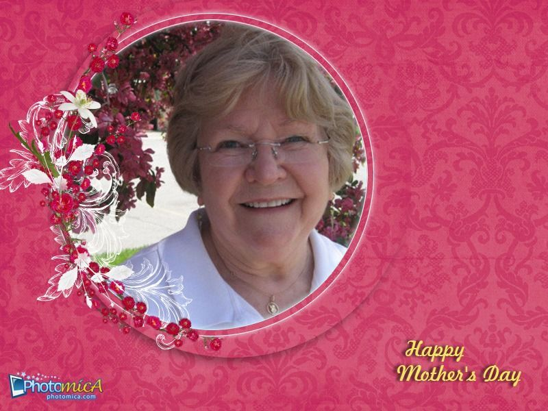 Mother's Day Card Effects for Free!