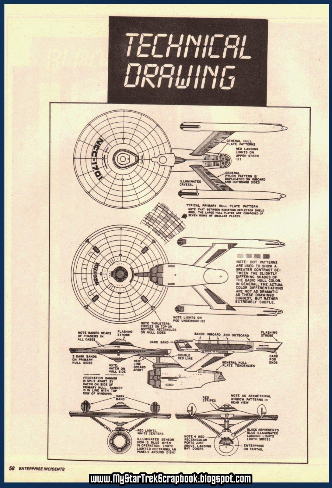 My Star Trek Scrapbook