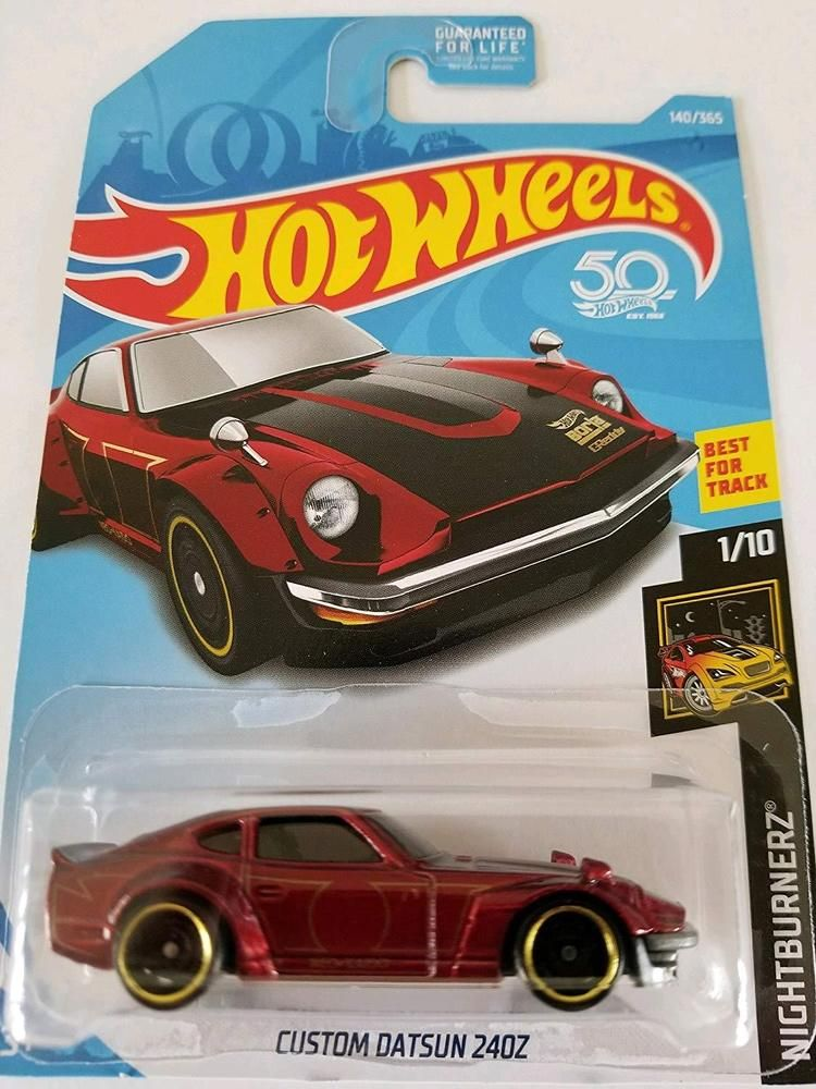 NP08 Hot Wheels Decades Custom Datsun 240Z