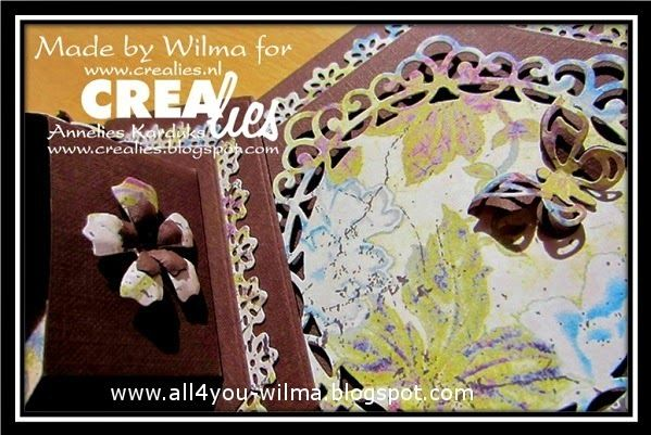 Crealies 21a-2014: http://all4you-wilma.blogspot.nl/2014/05/a-box-full-of.html