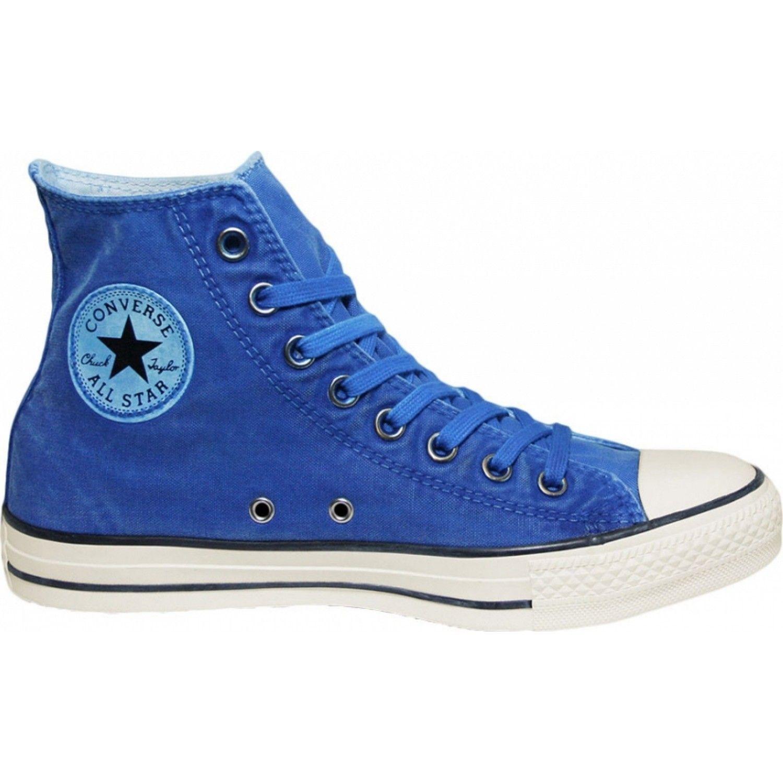 Converse All Star Chuck Taylor Hi Vision Blueconverse Black
