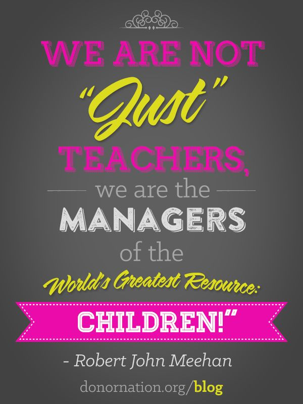 Happy Teacher Appreciation Week! May 9-14, 2014. #quotes ...