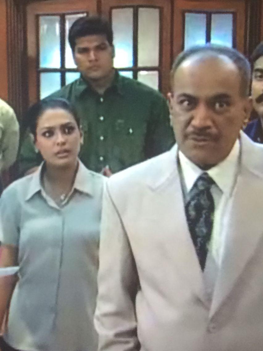 CID: Inspector Asha, Senior Inspector Daya and ACP    CID in 2019
