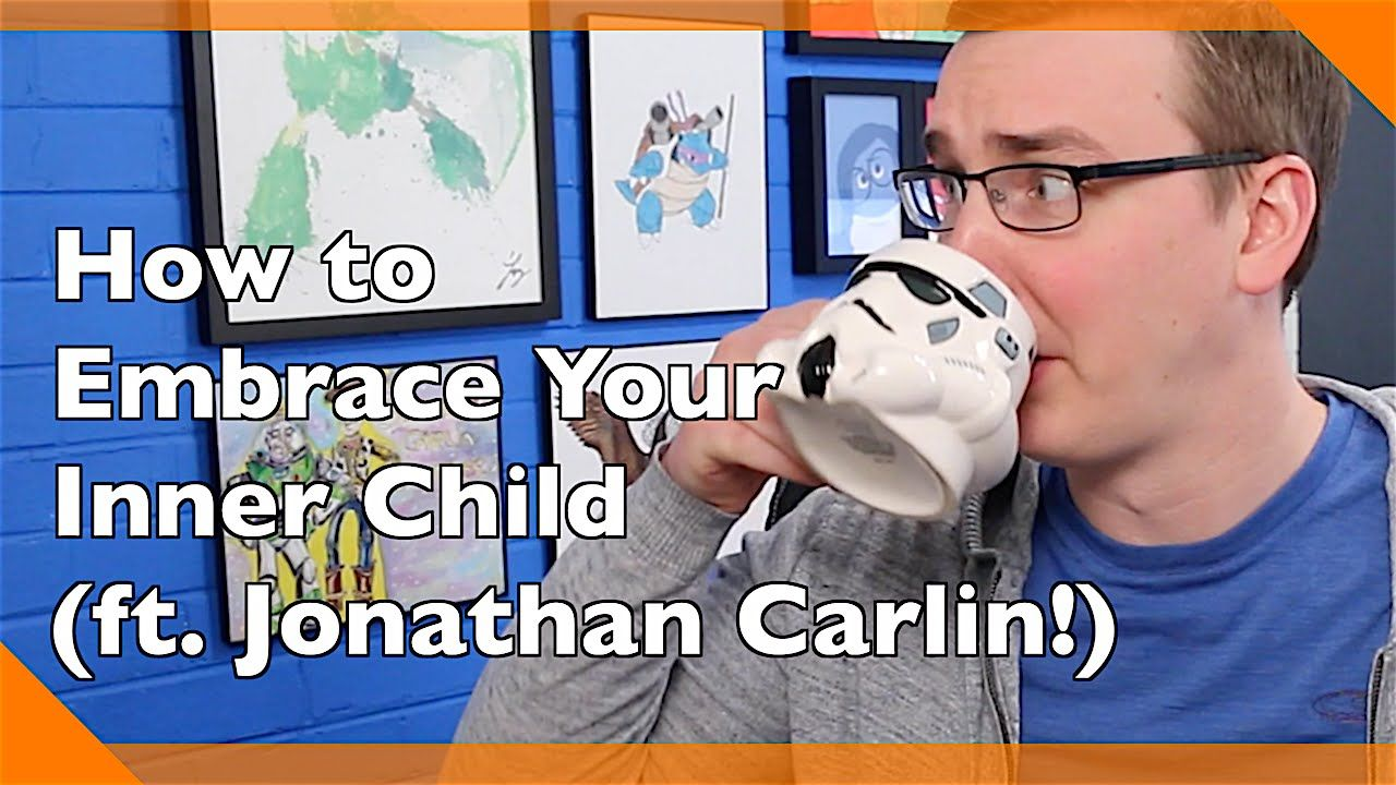 How To Embrace Your Inner Child Ft Jonathan Carlin Inner Child