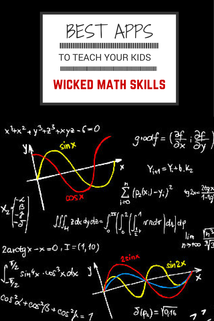 math's not hard if you learn it early and the right way - the fun