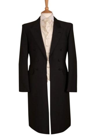 Kleidung Zur Beerdigung, Lange Mäntel Für Männer Während ...