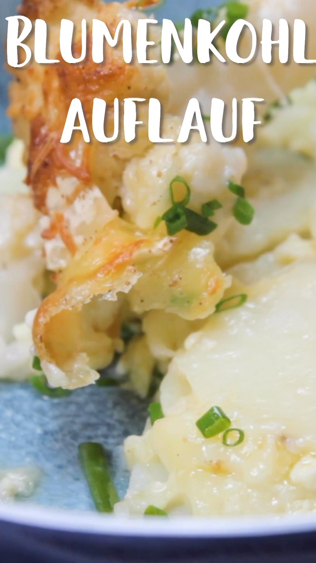 Photo of Cauliflower casserole with sausage & cheese